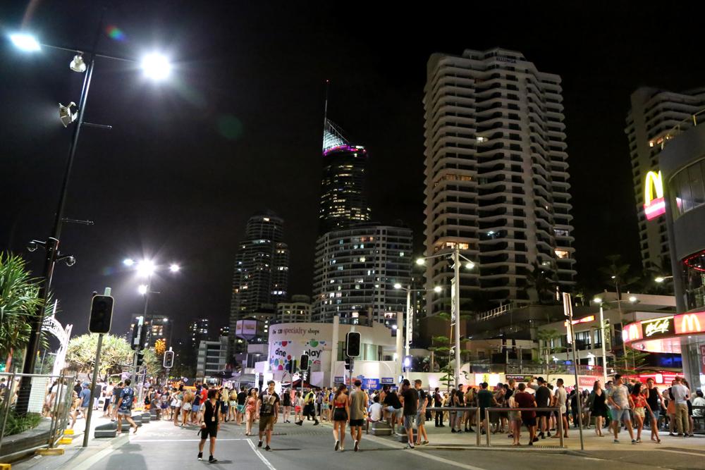 Schoolies Gold Coast